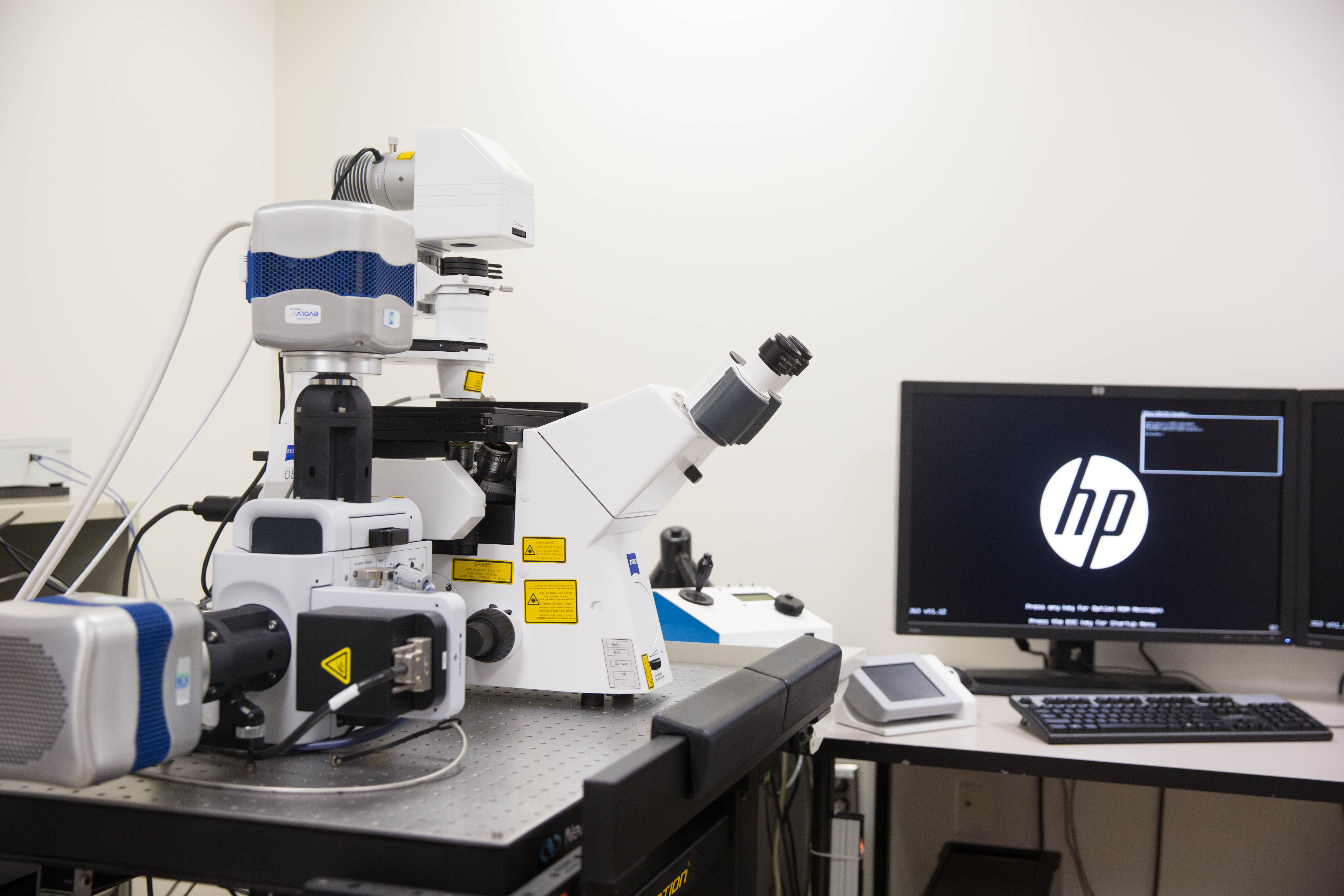 Zeiss Spinning Disc Confocal Microscope