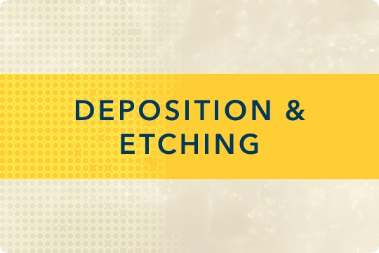 GWNIC Deposition and Etching Equipment